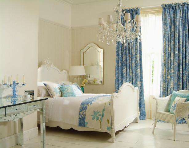 Interior of Master Bedroom